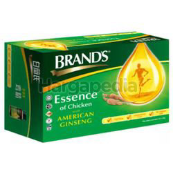 Brand's Essence of Chicken with American Ginseng 12x70gm