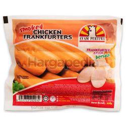 Ayam Pertiwi Smoked Chicken Frankfurters 300gm