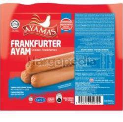 Ayamas Chicken Frankfurter 340gm