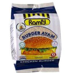 Ramly Chicken Burger 420gm