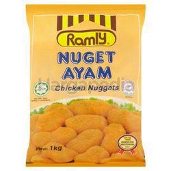 Ramly Chicken Nuggets 1kg