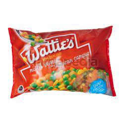 Wattie's Mixed Vegetables 500gm