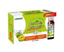 Lennox Garcinia Cambogia Naturel Liquid Juice Blend 10x50ml