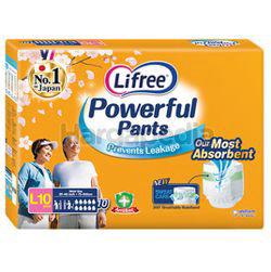 Lifree Powerful Slim Pants L10