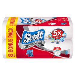 Scott Kitchen Towel Regular 8s