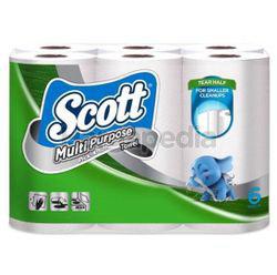 Scott Kitchen Towel Pick-A-Size 6s