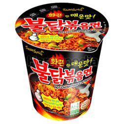 Samyang Hot Chicken Ramen Cup 70gm