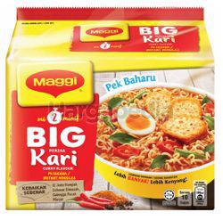 Maggi 2 minute Noodle Big Curry 5x111gm