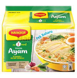 Maggi 2 minutes Noodle Chicken 5x77gm