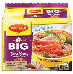 Maggi 2 minute Noodle Big Tom Yam 5x112gm