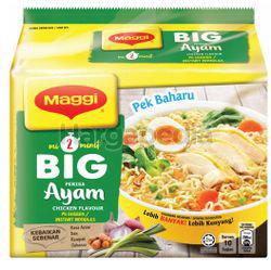 Maggi 2 minute Noodle Big Chicken 5x108gm