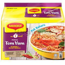 Maggi 2 minutes Noodle Tom Yam 5x80gm