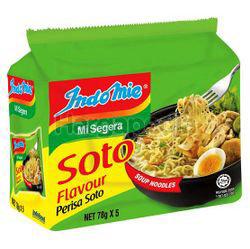 Indomie Mi Sup Soto Ayam 5x78gm