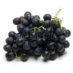Black Seedless Grapes 1kg