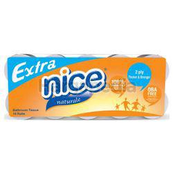 Nice Extra Bathroom Tissue 10s