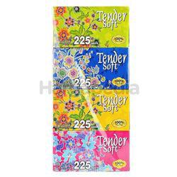 Tender Soft Facial Tissue 4x225s