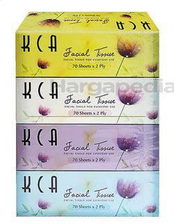 KCA Facial Tissue 4x70s