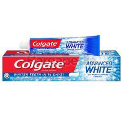 Colgate Advanced Whitening Toothpaste 160gm