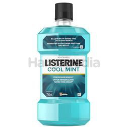 Listerine Cool Mint Mouth Rinse 750ml
