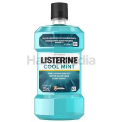 Listerine Cool Mint Mouth Rinse 250ml