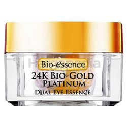 Bio-Essence 24k Bio-Gold Platinum Dual Eye Essence 18gm