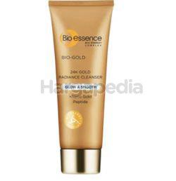 Bio-Essence 24k Bio-Gold Skin Radiance Cleanser 100gm