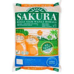Sakura Siam Borago Rice 10kg