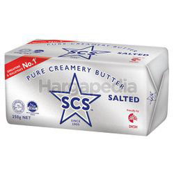 SCS Salted Butter 250gm