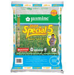 Jasmine Siam Special 5 5% Imported Rice 10kg