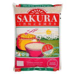 Sakura Phranang Thai Fragrant Rice 10kg