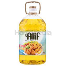 Alif Pure Vegetable Cooking Oil 5kg