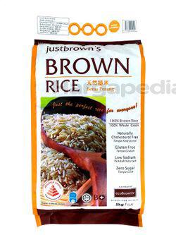 Eco Brown's Just Brown Rice 5kg