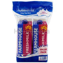 Farm House Fresh Milk 2x1lit