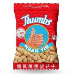 Thumbs Ngan Yin Menglembu Groundnut 120gm