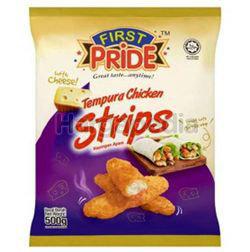 First Pride Tempura Chicken Strip Cheese 500gm
