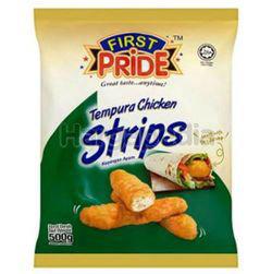 First Pride Tempura Chicken Strip Original 500gm