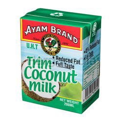 Ayam Brand Coconut Milk Trim 200ml