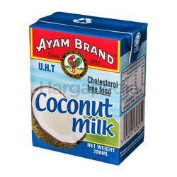 Ayam Brand Coconut Milk Original 200ml