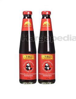Lee Kum Kee Panda Oyster Sauce 2x510gm