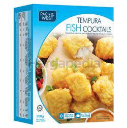 Pacific West Tempura Fish Cocktails 500gm