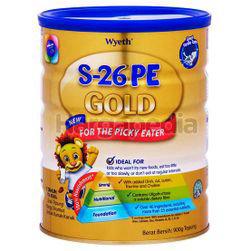 S-26 PE Gold Milk Powder 900gm