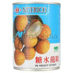 Nutrico Longans in Heavy Syrup 565gm