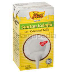 M&S Coconut Milk 500ml