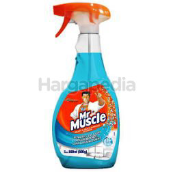 Mr Muscle Glass & Multi Surface Cleaner 500ml