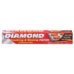 Diamond Cooking & Baking Paper 8M 1s