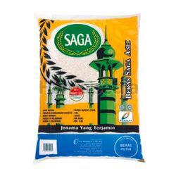 Saga Asli Thai White Rice 5% 10kg
