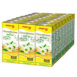 Pokka Chrysanthemun White Tea 24x250ml