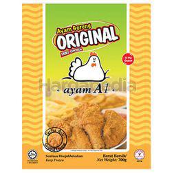 Ayam A1 Original Fried Chicken 700gm