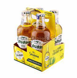 Savanna Dry Cider 4x330ml