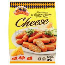 Farm's Best Cheese Chicken Cocktail 500gm
